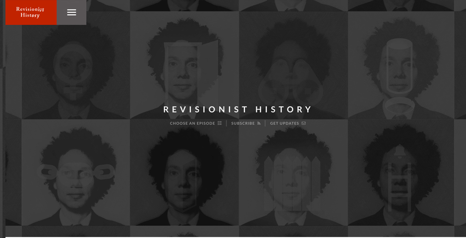 Nominee - Malcolm Gladwell's Revisionist History
