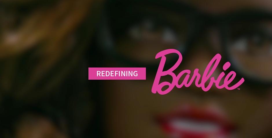 Webby Award Nominee - Redefining Barbie