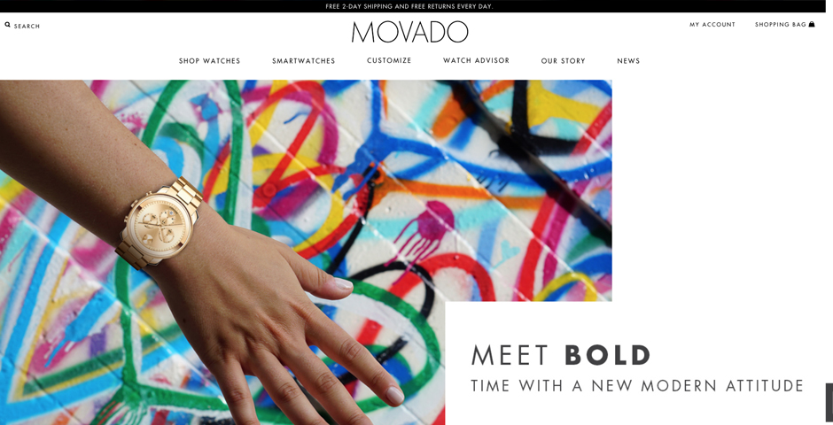 Honoree - Movado