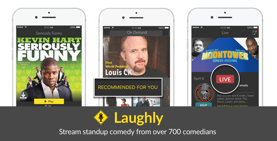 Nominee - Laughly