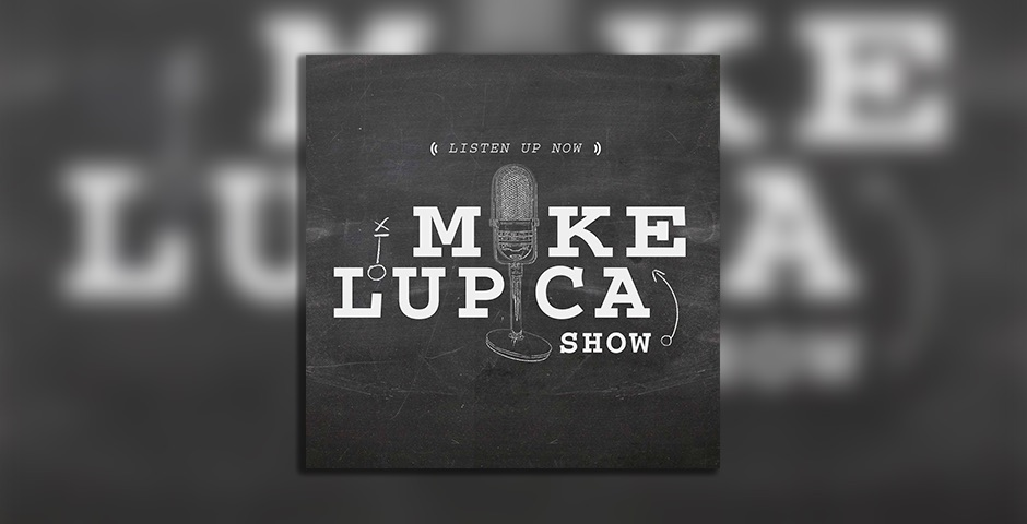 Nominee - The Mike Lupica Podcast