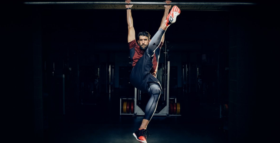Webby Award Winner - Under Armour Michael Phelps