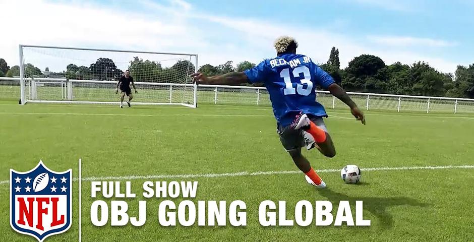 Honoree - Going Global: Odell Beckham Jr.