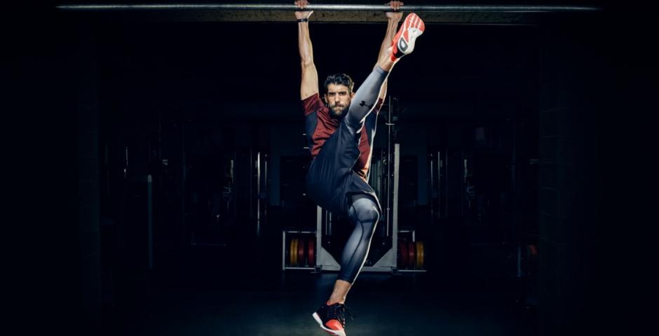 2017 Webby Winner - Michael Phelps