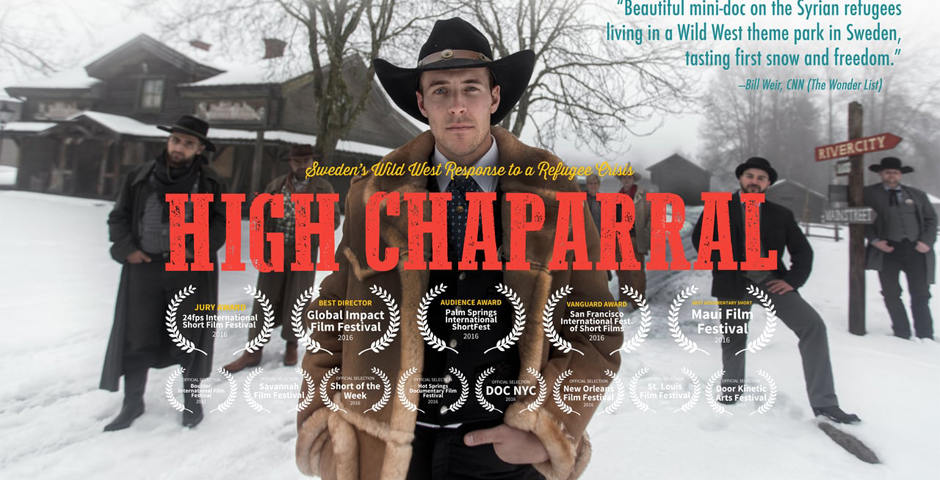 Honoree - High Chaparral