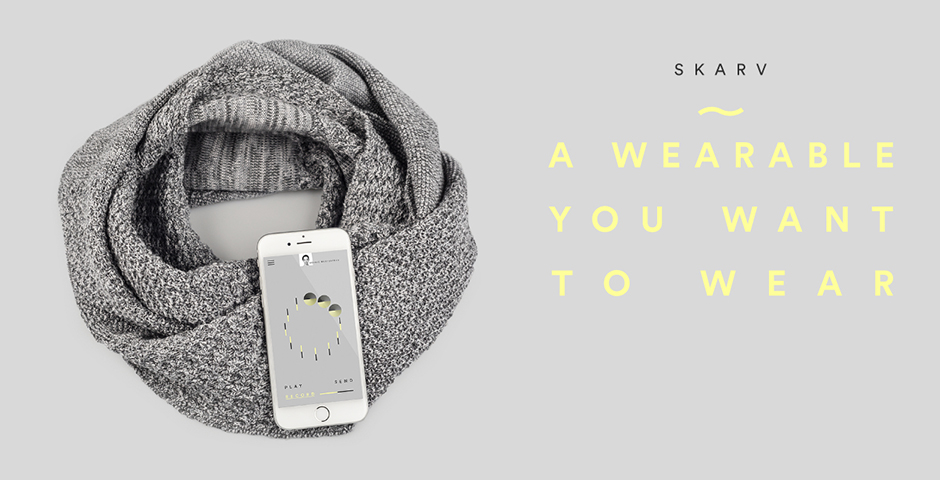 Honoree - SKARV – a wearable you actually want to wear