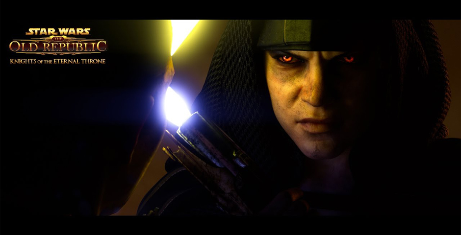 "People's Voice - Star Wars™: The Old Republic™ – Knights of the Eternal Throne ""Betrayed"" Cinematic Trailer"