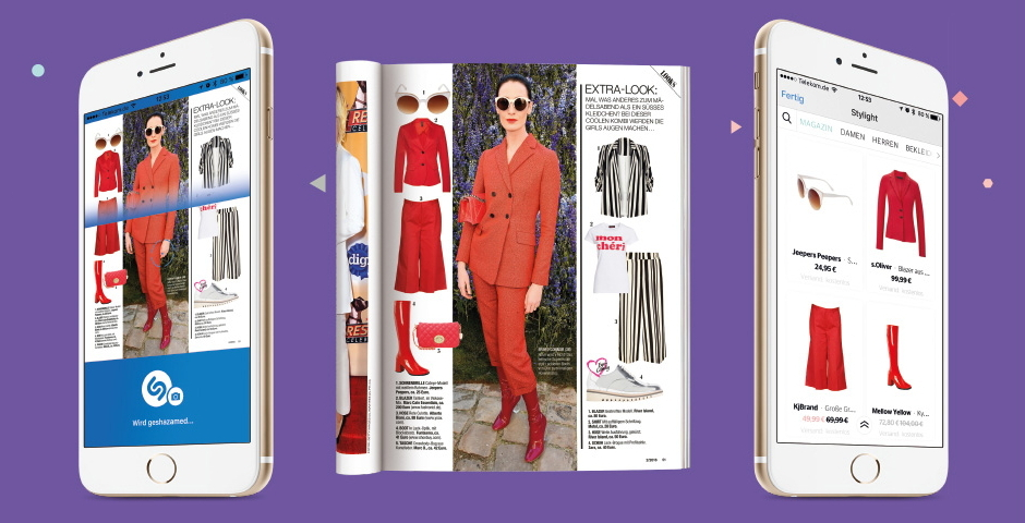 Honoree - The Fashion Mag Hijack