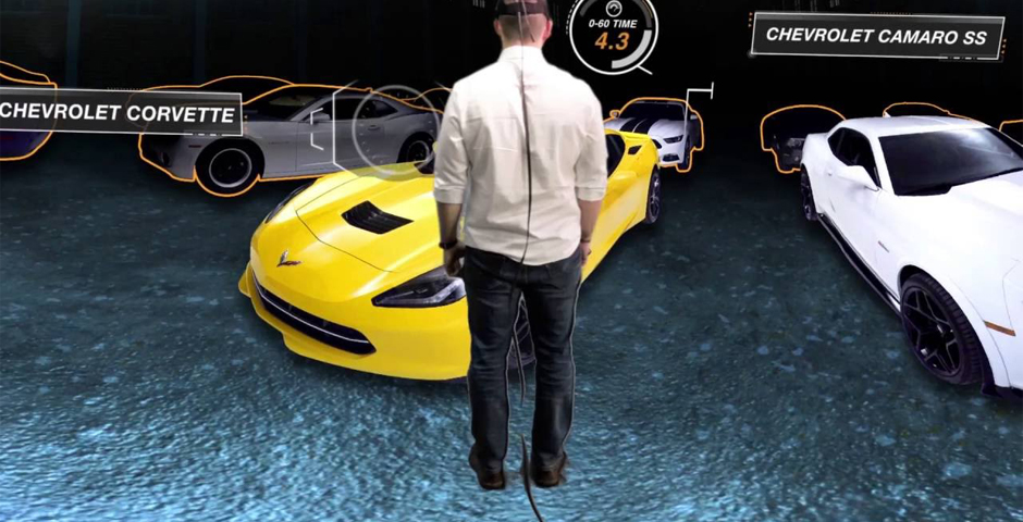 Honoree - Vroom: Virtual Reality Showroom Teaser