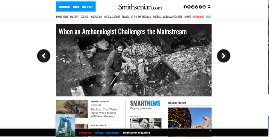 Honoree - Smithsonian.com