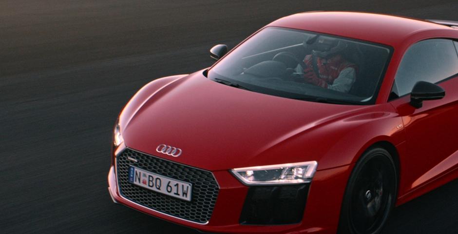 Honoree - Audi R8 Blink