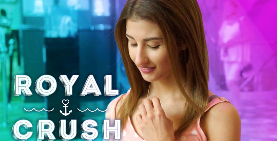 Honoree - Royal Crush