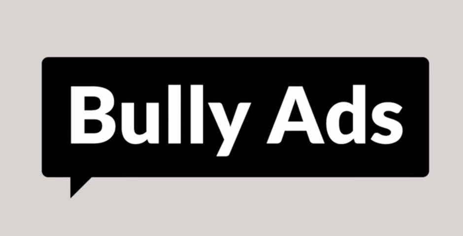 Webby Award Winner - Bully Ads