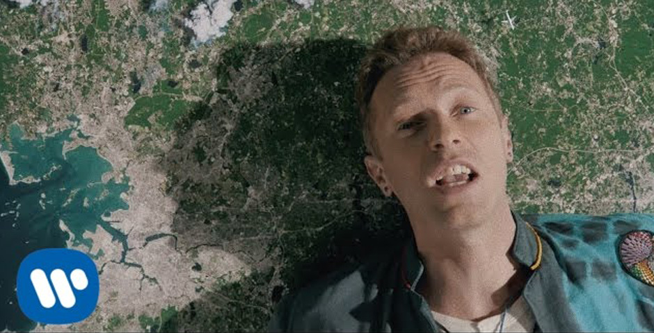 "Webby Award Winner - Coldplay – ""Up&Up"""