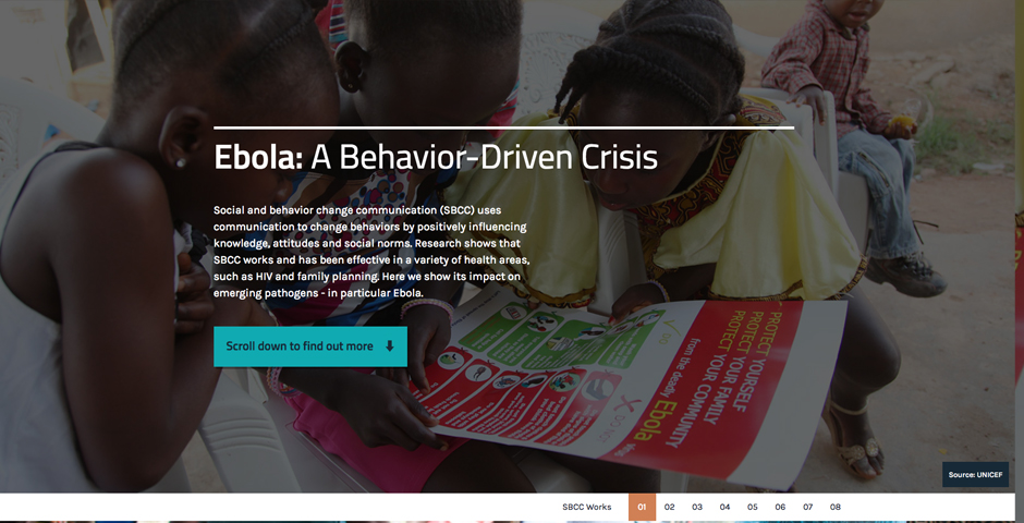 Nominee - Ebola: A Behavior-Driven Crisis