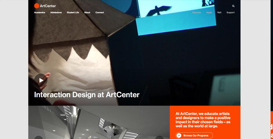 Nominee - ArtCenter College of Design