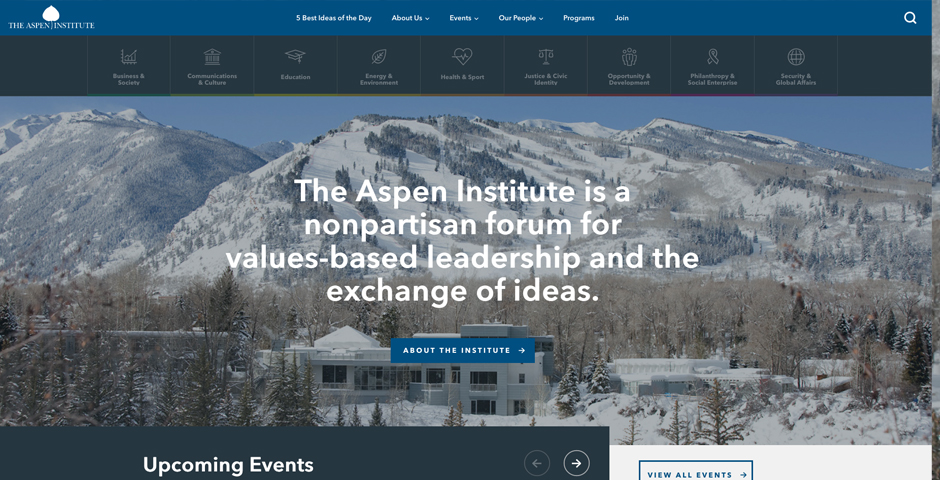 Honoree - The Aspen Institute