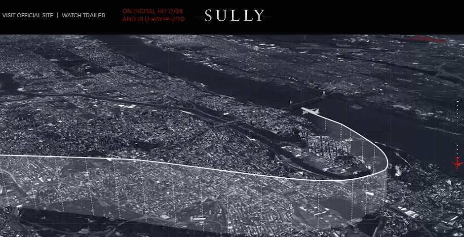 Nominee - Sully: The 208 Seconds Experience