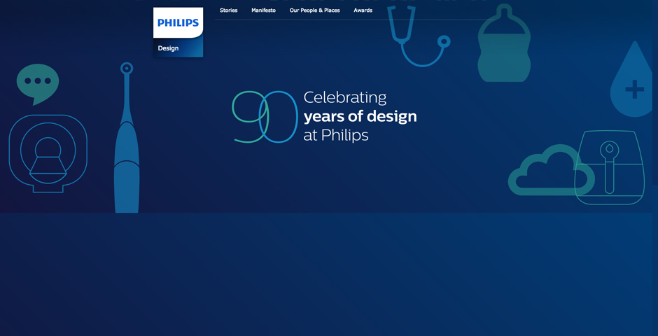Nominee - 90 years of Design at Philips