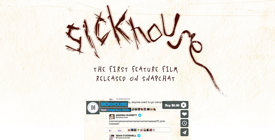 Nominee - Sickhouse