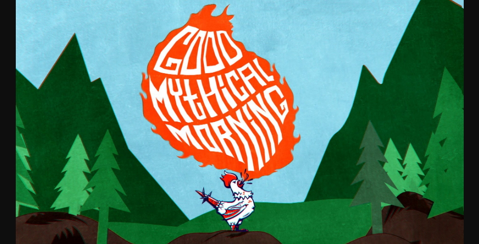 People's Voice - Good Mythical Morning