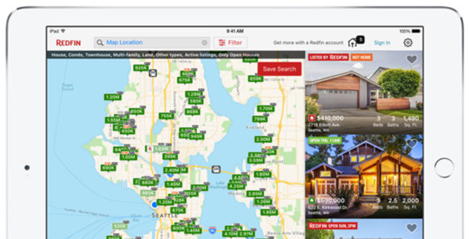 Honoree - Redfin Real Estate App