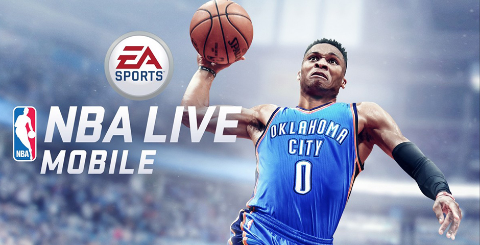 Nominee - NBA LIVE Mobile