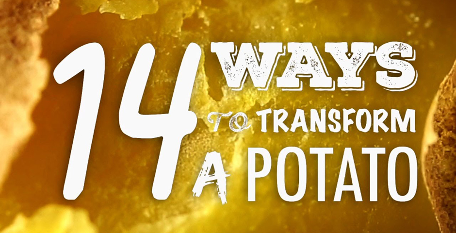 Honoree - 14 Ways to transform a Potato