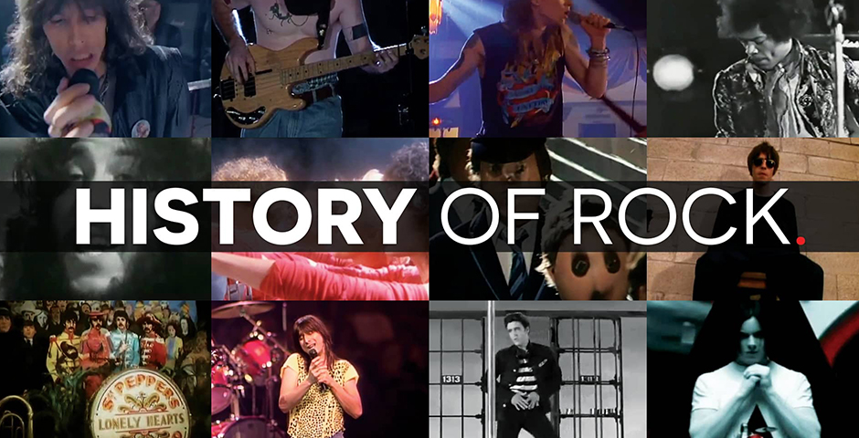 Nominee - A history of rock