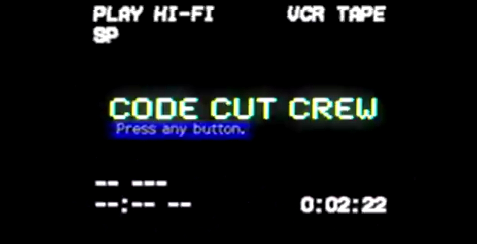 Honoree - CODE CUT CREW
