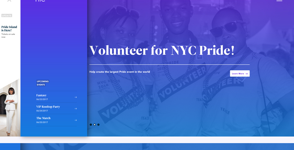 Honoree - NYC Pride