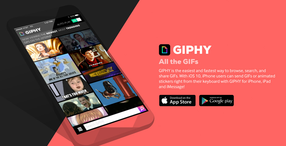 People's Voice - GIPHY for iMessage